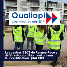 LA CERTIFICATION QUALIOPI, UN GAGE DE QUALITE !